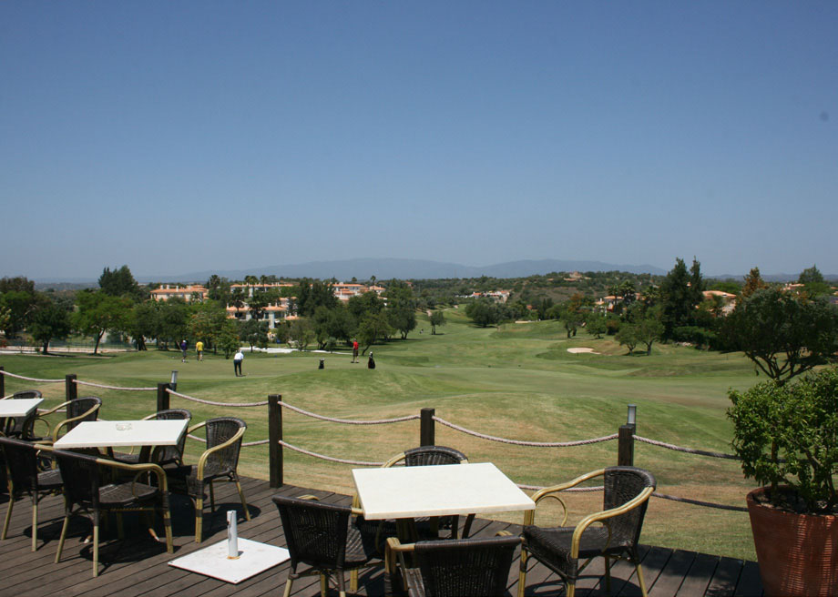 A great place to relax and play Gramacho golf course