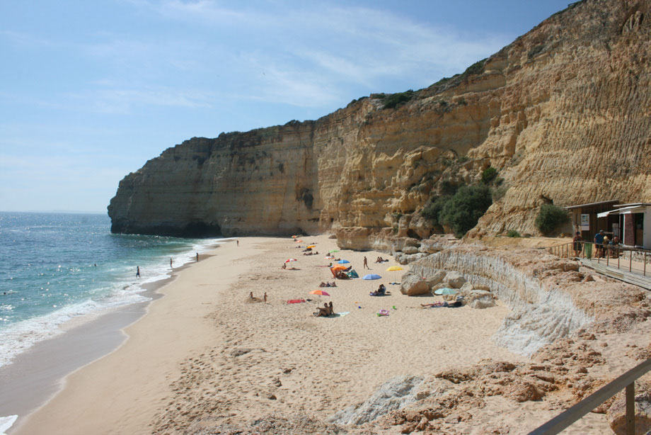 An easier access to the beach at Centeannes