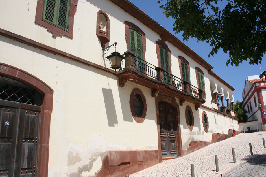 Cobbled streets lined with traditional houses in Silves Next Big Thing