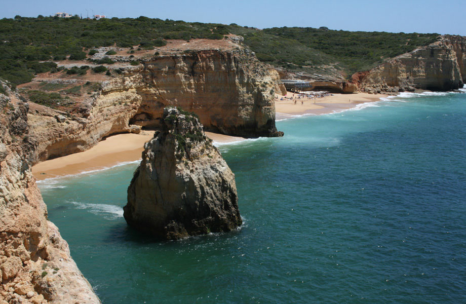 Dive in at Caneiros—quintessentially Algarve