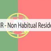 non habitual resident law NHR