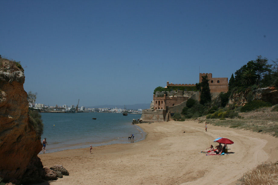 The Algarve's golden-sand beaches are but a small part of the Golden Visa program's attractions