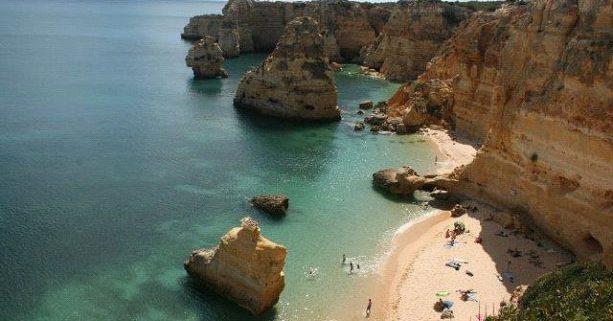tourism pace setter portugal lisbon to algarve