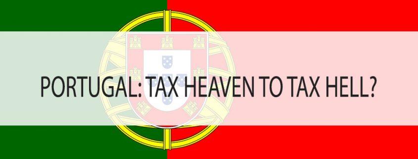 tax portugal